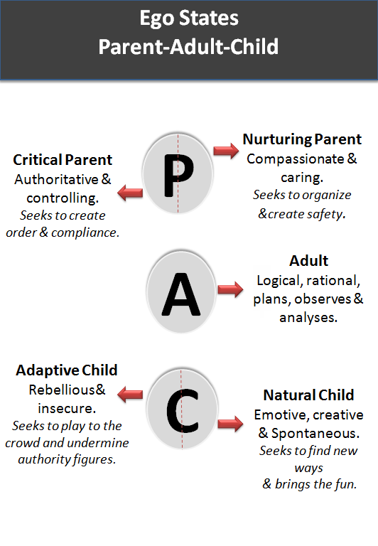 transactional analysis examples